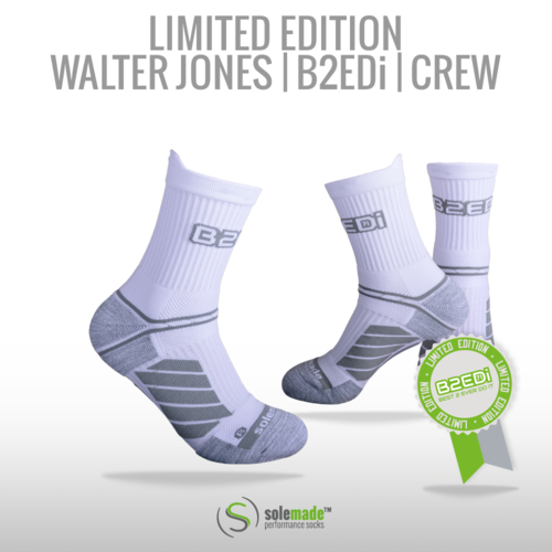 Walter Jones #71 | B2EDi | Limited Edition | MID | Adult