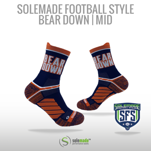 Bear Down | SFS | Cleveland | Mid | Adult